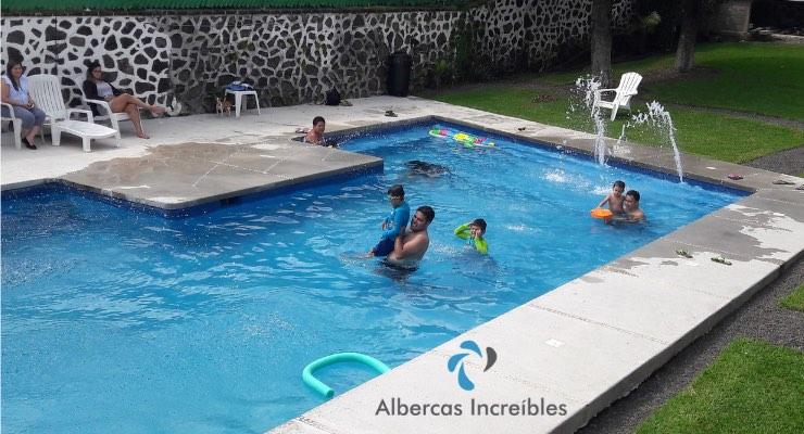 Construcci n de albercas en acapulco for Construccion de albercas en cuernavaca